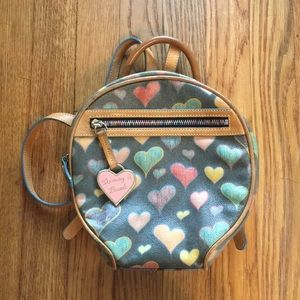 Vintage Dooney & Bourke backpack